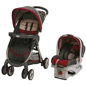 Graco Fastaction Fold