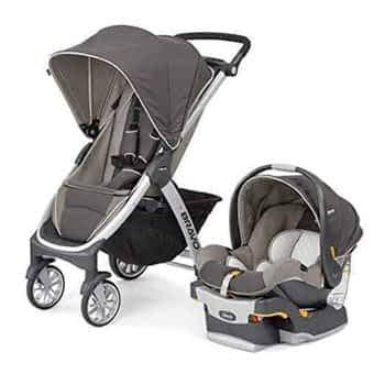 trio travel system