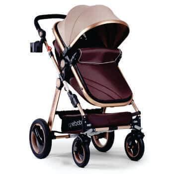 Cynebaby Convertible Bassinet Stroller
